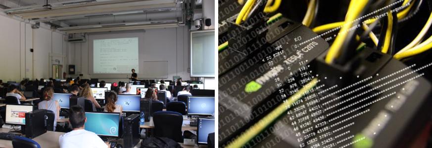 Laboratori di Informatica e Risorse di Calcolo